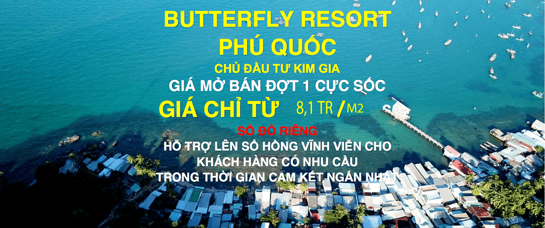 butterfly home resort phu quoc