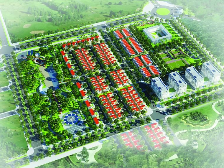 Đất nền Phú Thịnh 1 tại Khu đô thị Đông Sài Gòn