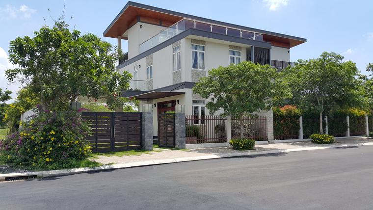 Biệt thự Khu đô thị Đông Sài Gòn